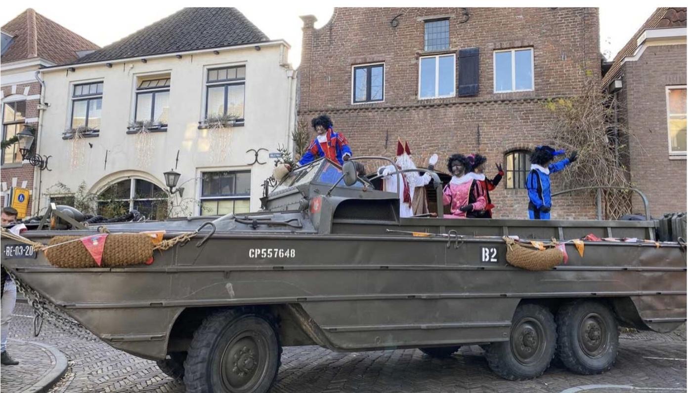 Sinterklaas Deventer intocht